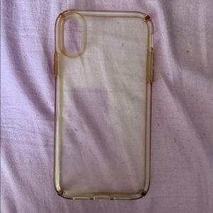 IPhone XR Speck Clear Case